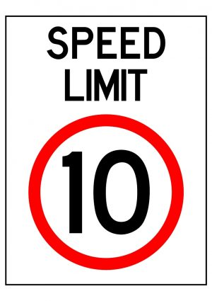 10K SPEED LIMIT