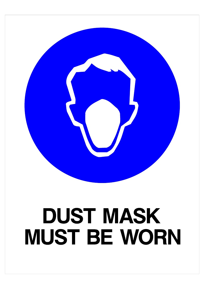 Dust Mask Swift Signs