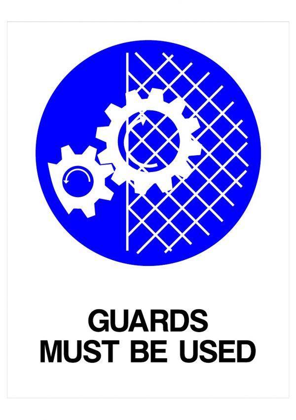 GUARDS USED