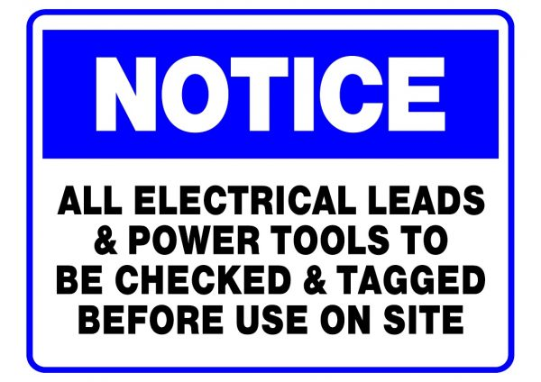 NOTICE LEADS TO BE CHECKED