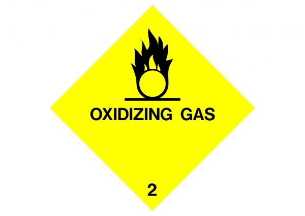 OXIDIZING GAS