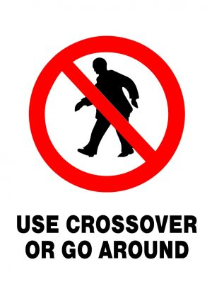 PROHIBITED USE CROSSOVER